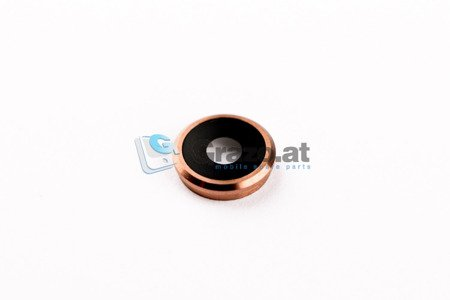 iPhone 6S - Camera lens with Frame ROSE GOLD